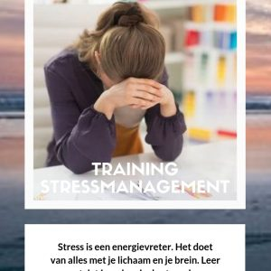 Stressmanagement online training