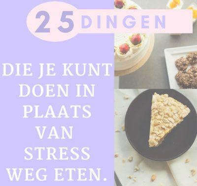 stress eten