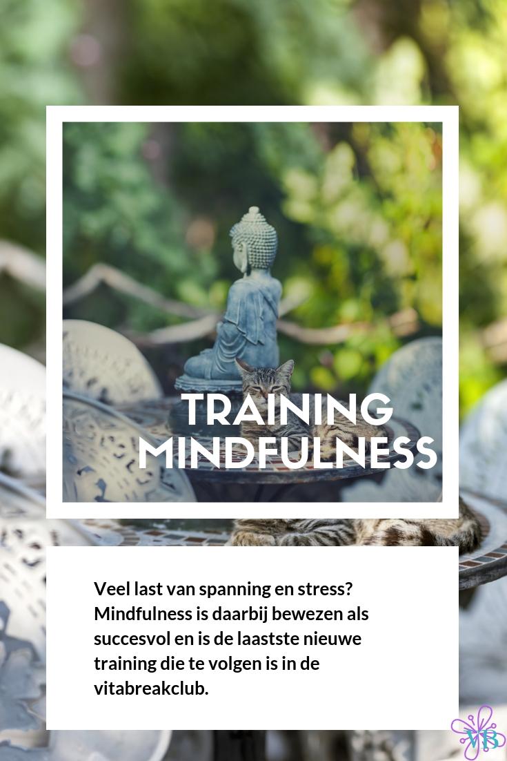 Ontspannen met mindfulness