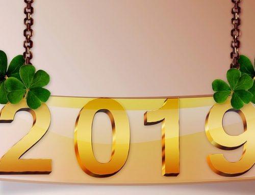 2019:  Hoe maak je van 2019 jouw jaar?