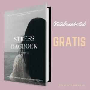 Stressdagboek bijhouden