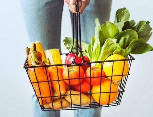 Gevarieerd eten met seizoensgroenten