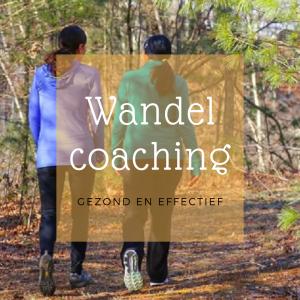 Wandelcoach - wandelcoaching