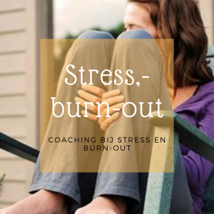 Stress- en burnout coaching